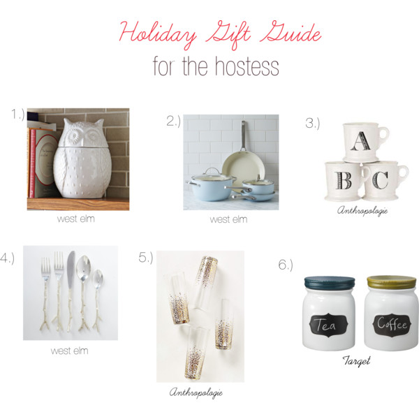 Making Me Event Holiday Gift Guide- Hostess
