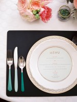 Playful Mint & Pink Wedding Inspiration