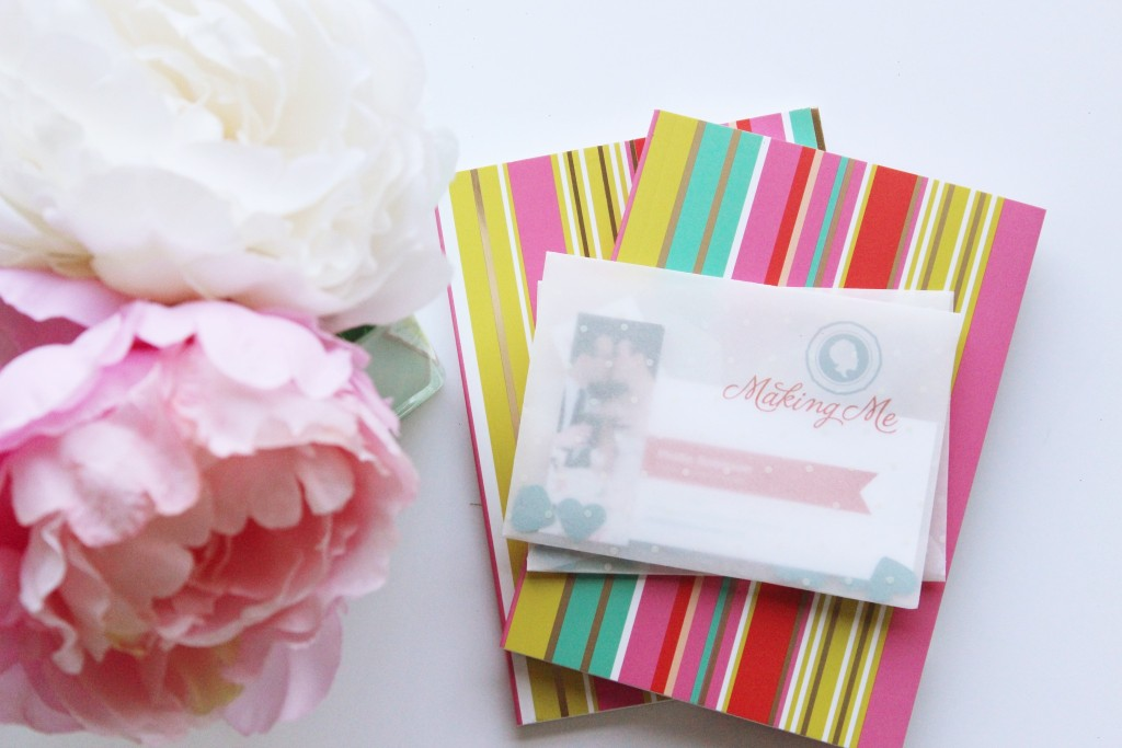 DIY Information kits & welcome gifts by Making Me Events